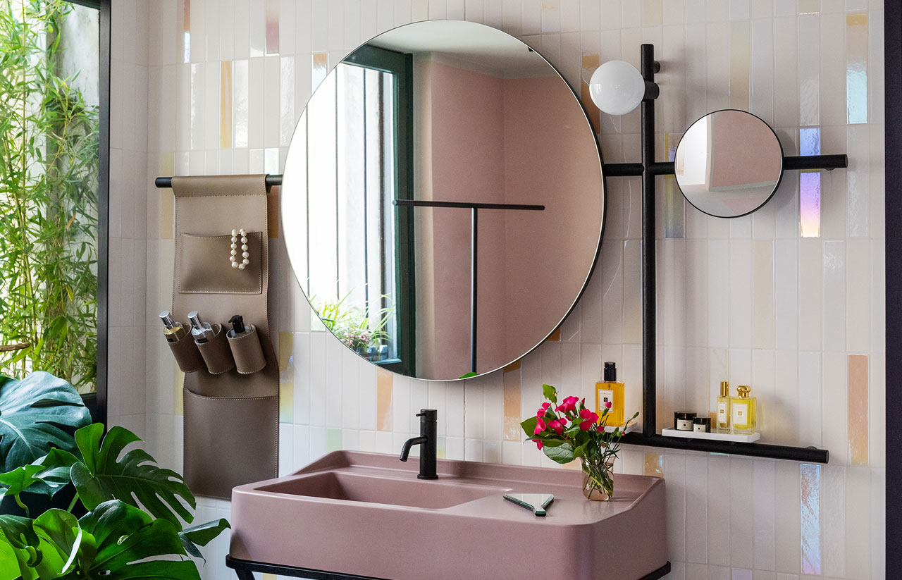 Rivolta Carmignani - The Apartment by Elle Decor bagno