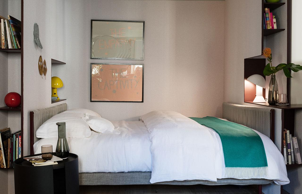 Rivolta Carmignani - The Apartment by Elle Decor letto