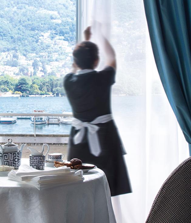 Rivolta Carmignani collezioni hotel biancheria per la tavola