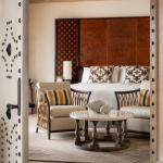 Rivolta Carmignani progetti One & Only Palmilla camera da letto