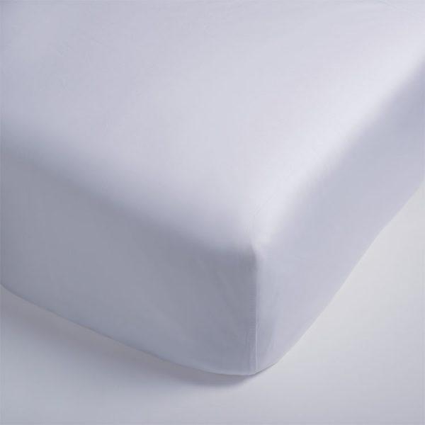 lenzuolo sotto bianco ottico lounge