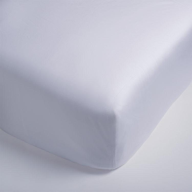 lenzuolo sotto bianco ottico