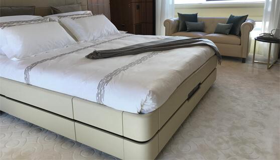 Rivolta Carmignani Atelier biancheria personalizzata yacht e residenze