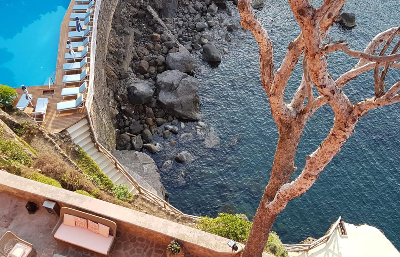 Rivolta Carmignani progetti hotel Mezzatorre vista