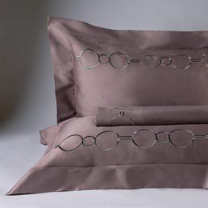 parure lenzuola raso rosa shangri-la