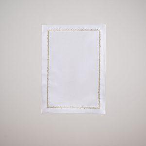 vischio ornamentale tovaglietta americana