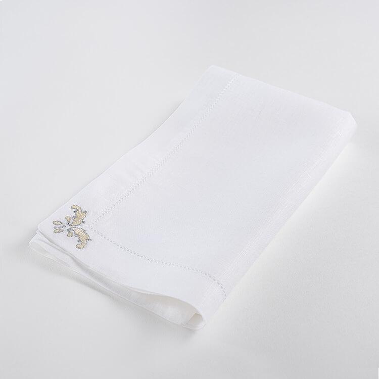 vischio-ornamentale-tovagliolo