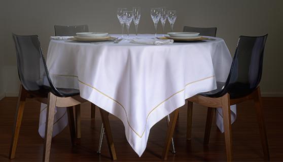 sateen gold tavola piccola