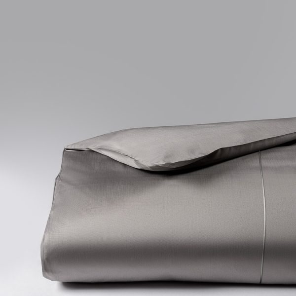 lounge copripiumino grigio piombo