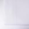 lounge lenzuolo sopra bianco ottico